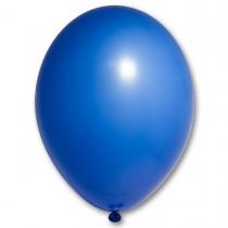 Латексные шары круглые 1102-0011 В105/012 Пастель синий