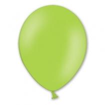 Латексные шары круглые без рисунка 1102-0013 в105/014 пастель лайм