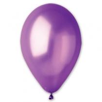 """Латексные шары круглые 1102-0280 И 10""""/34 Металлик фиолетовый"""