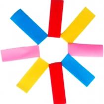 3501-0011 Конфетти прямоугольные микс 100гр/У