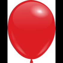 """Шары 12""""/30 см Пастель Красный"""